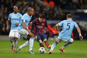 Barcelona recibe a Manchester City