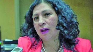 Denuncian a senadora del PDC por uso indebido de vehículo