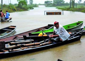Filipinas declara alerta máxima ante la llegada del tifón Heima