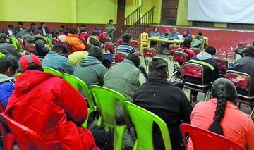 COD convocará a organizaciones para tratar elección en Comcipo