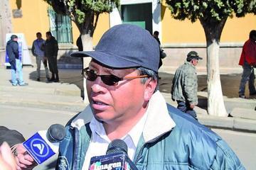 Cívicos se reúnen hoy en  Chaquí y ayllus rechazan