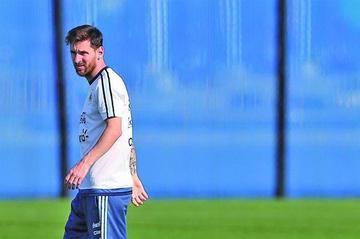 AFA confirma el regreso de Messi para duelo con Brasil