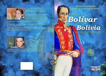 Libro sobre Simón Bolívar será presentado hoy en la Casa Nacional de Moneda