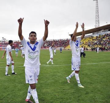 San José quiere colocar un alto a The Strongest