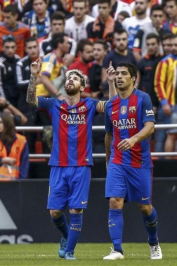 Barcelona vence a Valencia