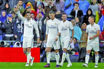 Real Madrid vence a Athletic
