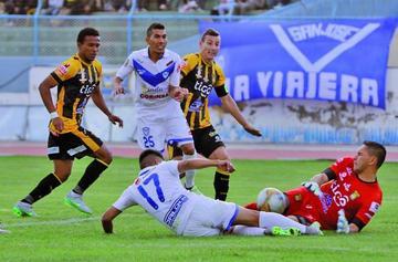 El Tigre gana de visitante y no le pierde la pisada al líder del torneo