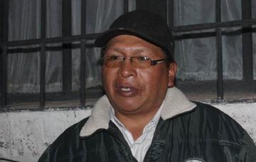 Los cívicos denuncian sobre un intento para eliminar a Jhonny Llally