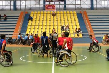 Arranca el torneo de Deporte Integrado