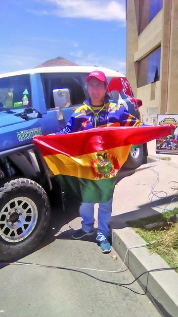 Careaga ultima los detalles de su preparación para el Dakar 2017
