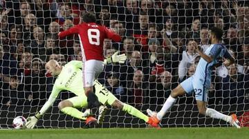 Manchester United vence al City