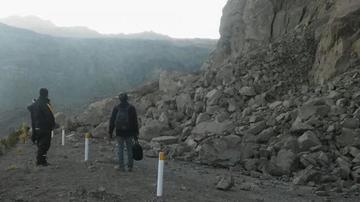 Dos terremotos reviven el temor en el centro de Italia