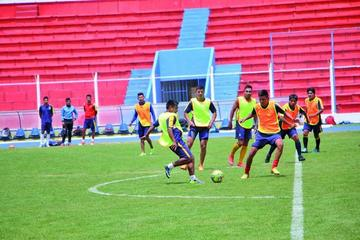 Rosario Central presentará al equipo con el que jugará en la nacional B