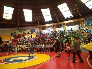 Participan 3.500 alumnos en día nacional de la leche