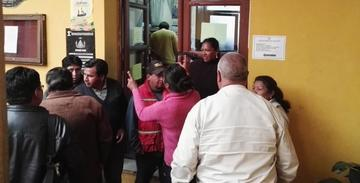 Fedjuve exige renuncia de todos los concejales y anuncian juicio