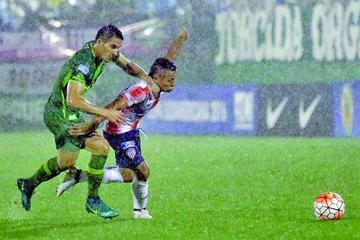 La Copa Sudamericana 2016 entra en su recta final