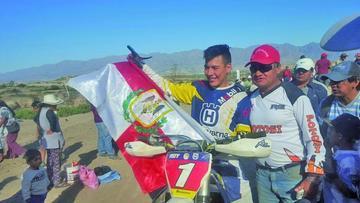 Potosino Velasco se corona campeón nacional