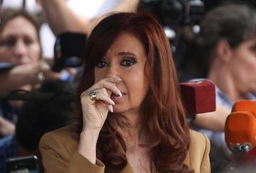 Fernández regresa a tribunales  de Argentina para su declaración