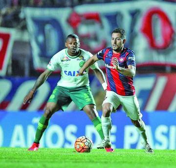Chapecoense empata a San Lorenzo