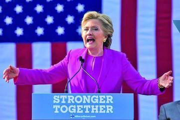 Clinton gana en voto anticipado y Trump confía en sus electores