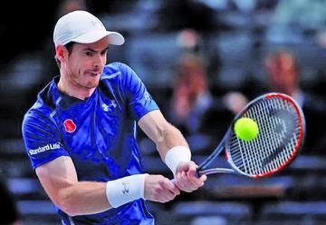 Murray puede quitarle la corona a Djokovic