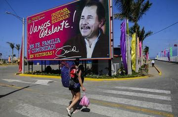 Nicaragua elige presidente con Daniel Ortega como el favorito