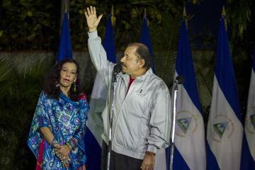 Reeligen a Ortega por tercera vez como el presidente de Nicaragua