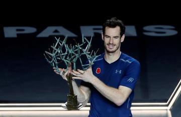 Murray gana el Masters de París