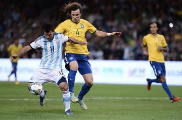 Brasil-Argentina es el superclásico de la fecha