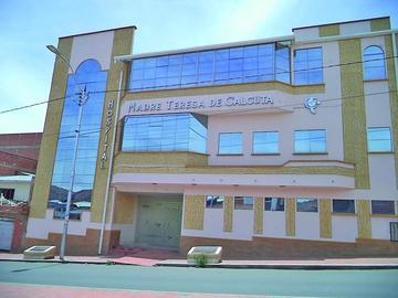 Desde hoy atenderan pacientes en el Hospital Teresa de Calcuta