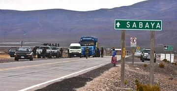 ANB confirma intervención en la localidad de Sabaya