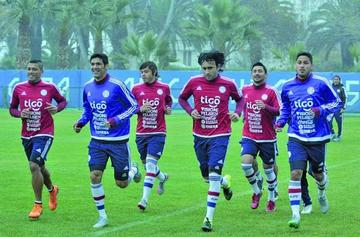 Paraguay quiere aprovechar su localía para ganar a Perú