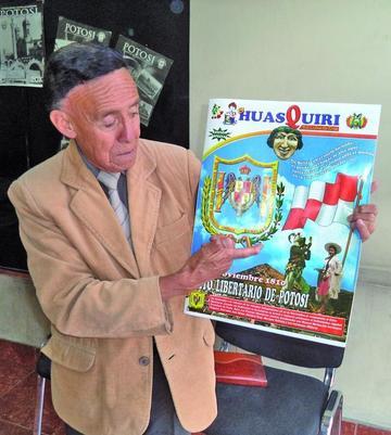 Perciben revista con errores sobre el escudo de Potosí