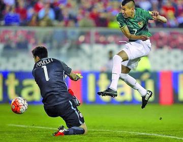 Perú y Chile pueden perder puntos cedidos