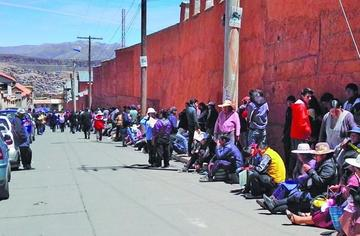 Incrementan cupos para el servicio premilitar en Potosí