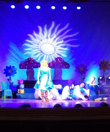 Festival de Cultura mostró teatro especial para niños