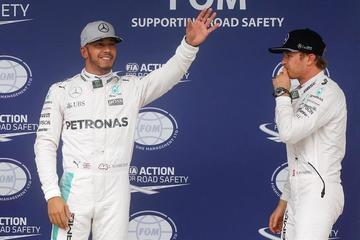 "Hamilton logra la ""pole"" en el GP de Brasil"