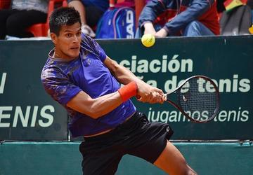 Federico Zeballos jugará la final de Futures de tenis