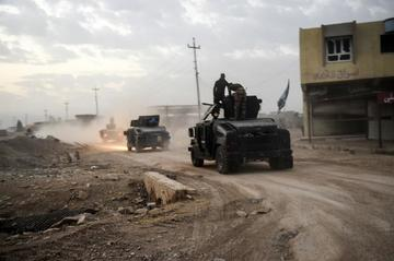 El Estado Islámico resiste ataque de aliados con artimañas en Irak