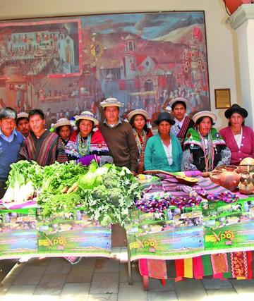 Puna desarrolla y organiza  la sexta Feria Exposición