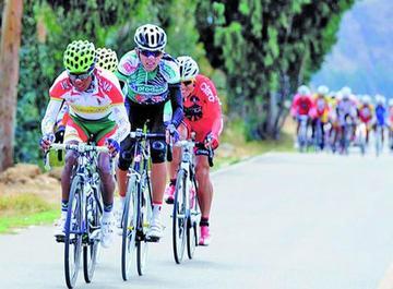 La Vuelta internacional a Potosí de Ciclismo cuenta con 13 equipos