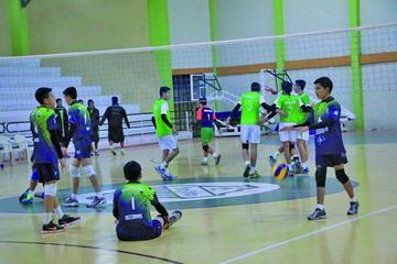 Potosí queda fuera de la lucha por el título del nacional de voleibol