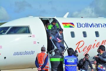 Oropeza: hay una demanda insatisfecha para volar