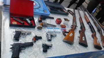 Amplían por segunda vez el registro de armas en el país