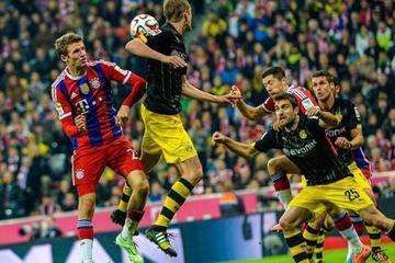 Dortmund y Bayern se juegan el liderato