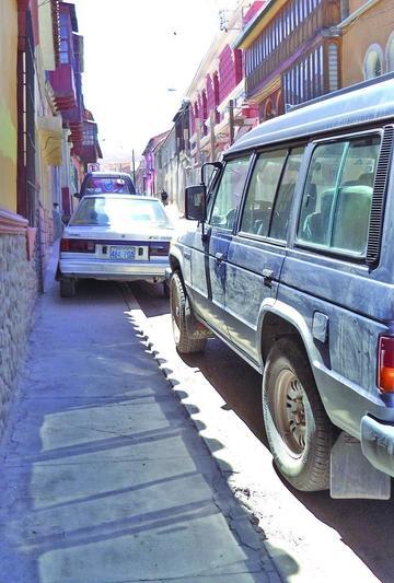 Aprueban multas altas para infractores viales