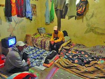 Internos del penal de Cantumarca se declaran el huelga de hambre