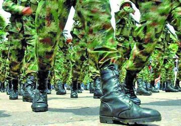Aprehenden a un militar por violar a premilitar