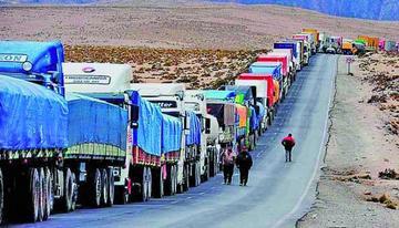 Los transportistas afirman que  necesitarán ayuda del Estado