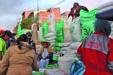Las importaciones de los alimentos registran un crecimiento en Bolivia